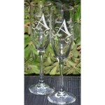 Wedding Toasting Glasses And Goblets Wedding Collectibles