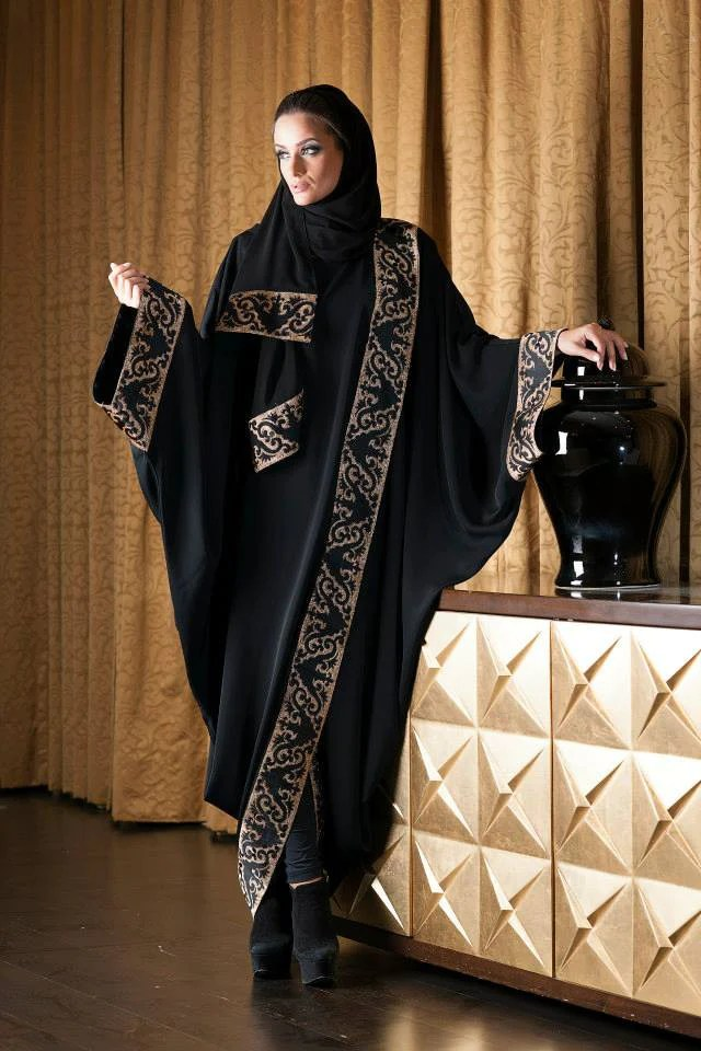 Royal Collection Abaya I by Sckali