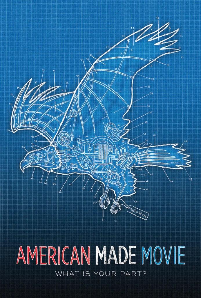 Poster do filme American Made