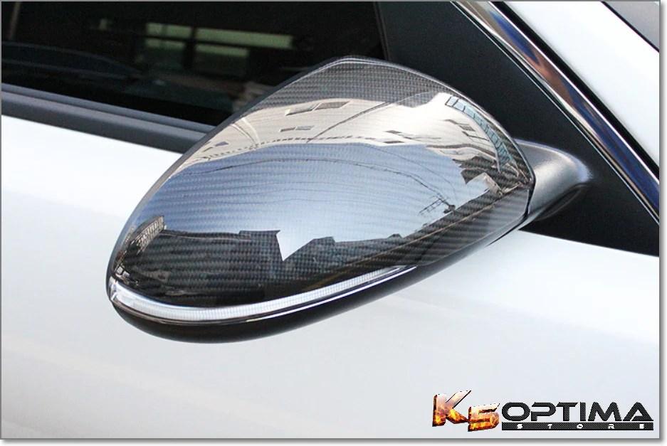 K5 Optima Store 2016 2019 Kia Optima Carbon Fiber Mirror