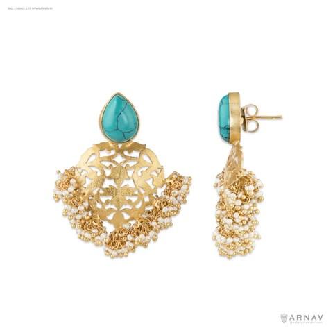 Gami Earrings (Silver)