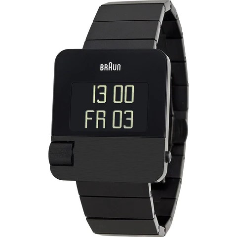 Braun - Quality Watches and Clocks - Sportique