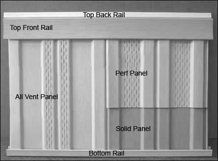 Vinyl Skirting Panels Tyree Parts And Hardware