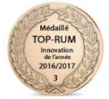 Médaille de bronze TOP RUM