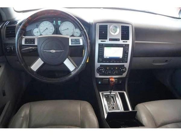2005 2007 Chrysler 300 Gps Navigation Rec Radio