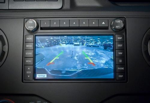 2010-2014 Ford Econoline E-Series Sync 1 GPS Navigation