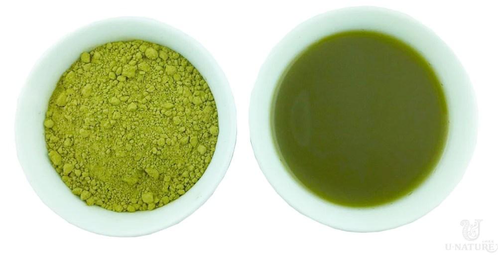 臺灣綠茶純•粉茶1公斤(業務用包裝) – U•Nature Taiwan