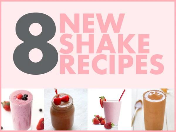 Shake recipes