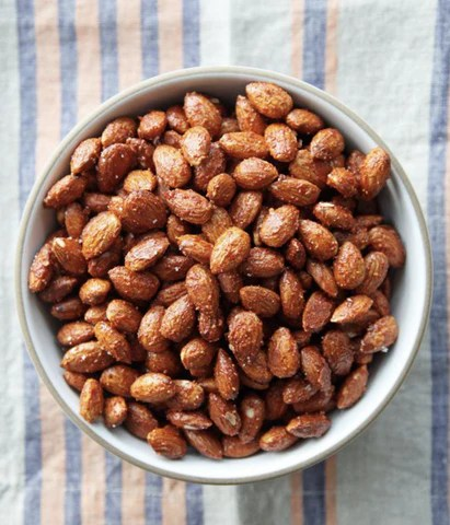 almond snacks