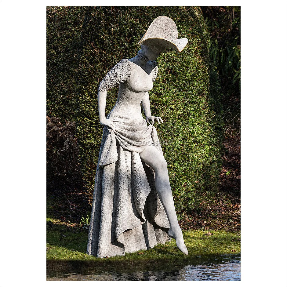 Philip Jackson Bronze Sculpture Glass Slipper Available From Collier And Dobson Collier