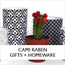 Cami Raben Gifts + Homeware