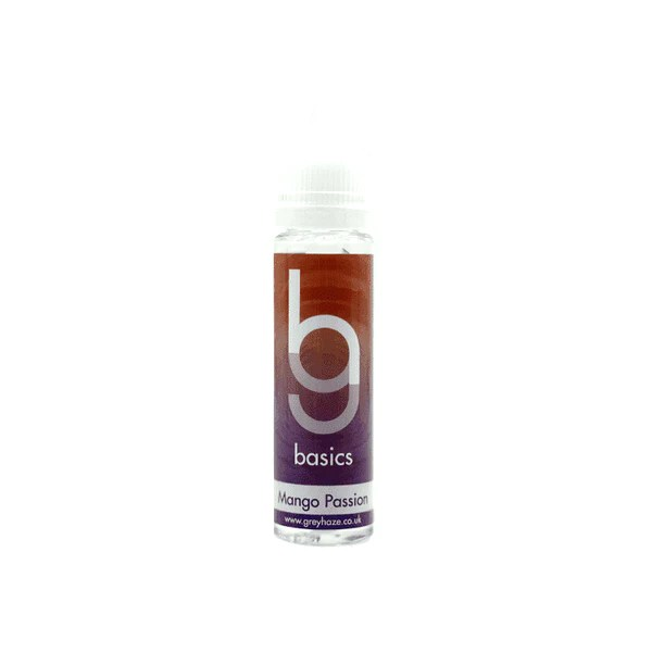 Grey Haze Basics - Mango Passion - 50ml Short Fill