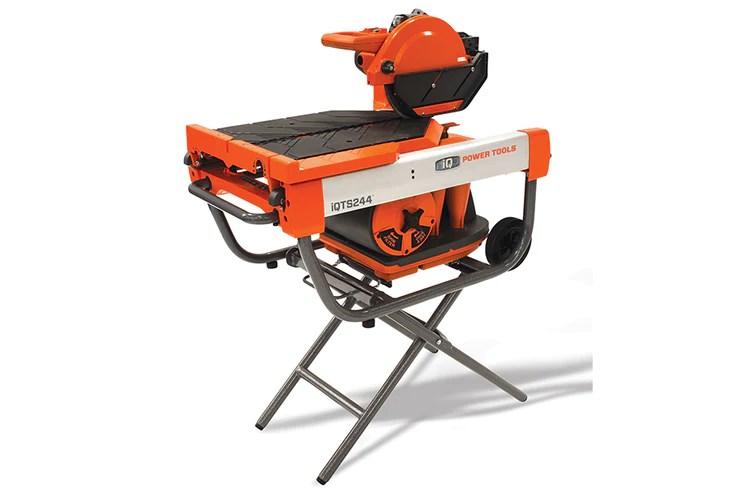 iq ts244 dry cut tile saw backordered