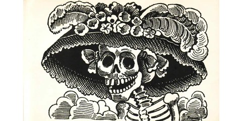 Day of the Dead - La Calavera Catrina