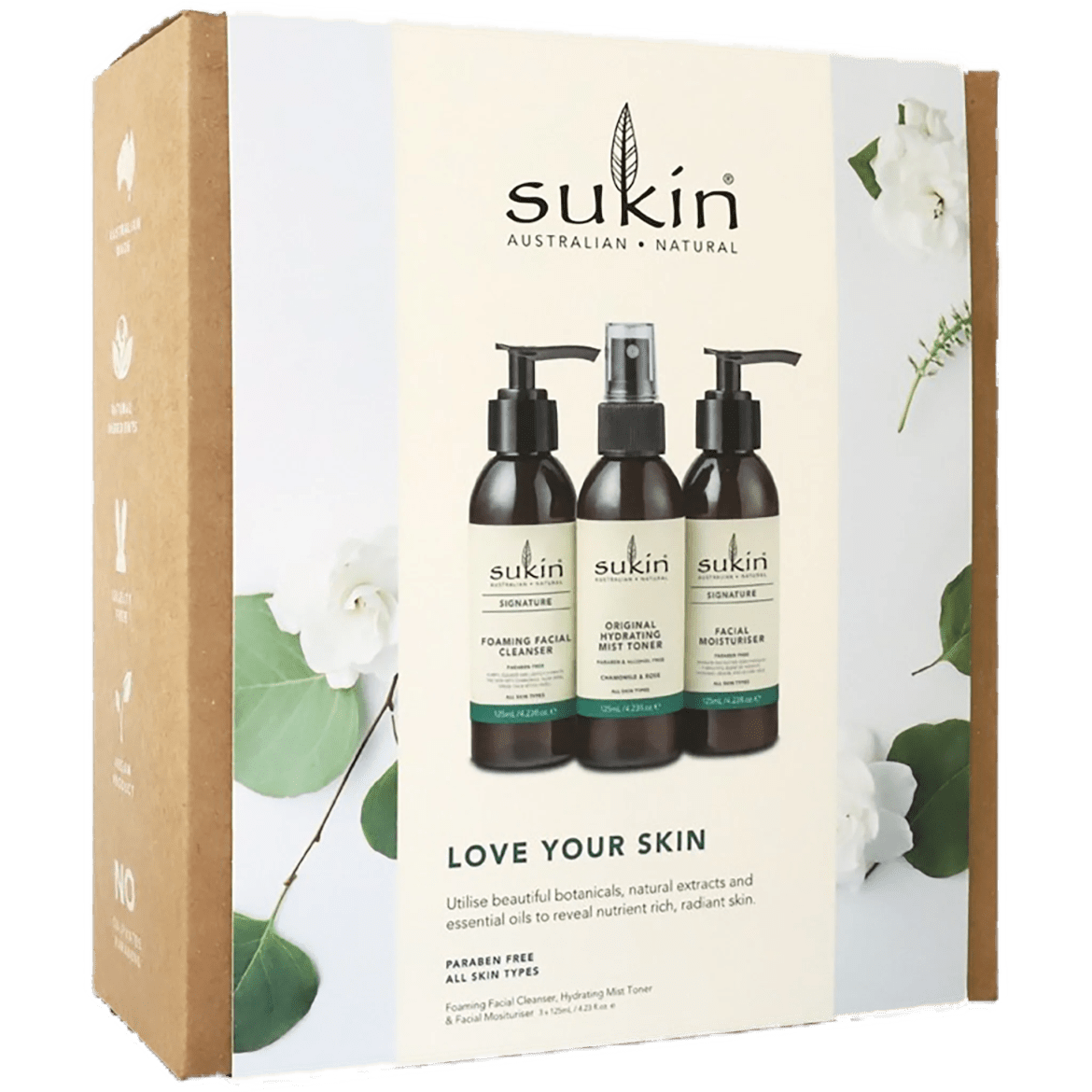 Buy Sukin Love your Skin Set - Free UK Delivery — mypure.co.uk
