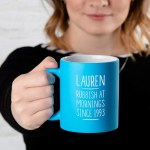 Personalised Coffee Mug For Women Dustandthings Com
