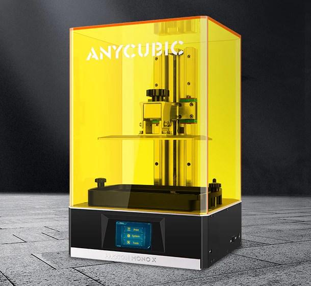 anycubic foton mono X yazıcı