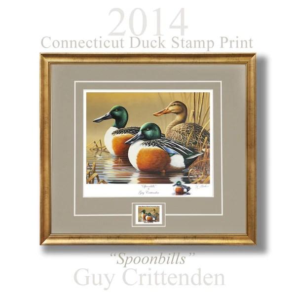 Duck 2014 Federal Print