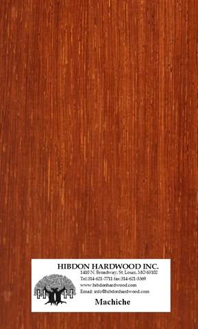 Machiche Hibdon Hardwood Inc