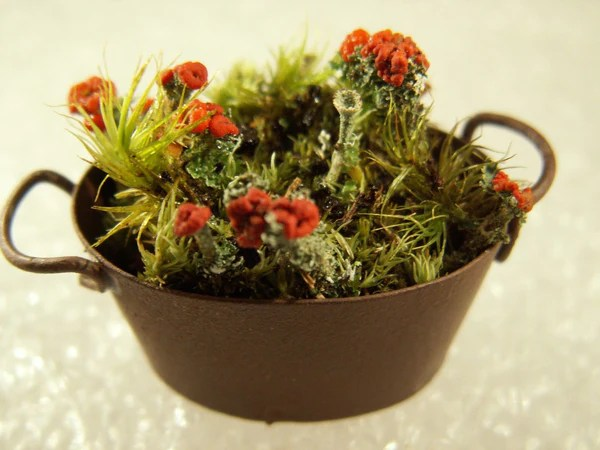 Miniature Terracotta Pots Crafts