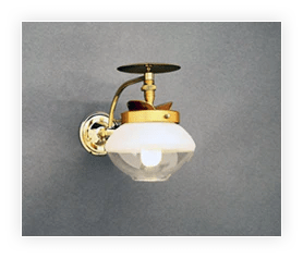 falks propane single wall light