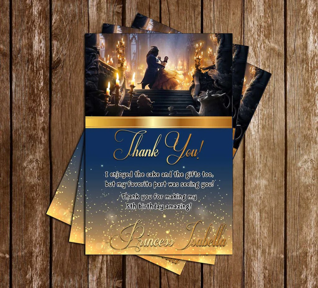 Personalized Invitation Printing