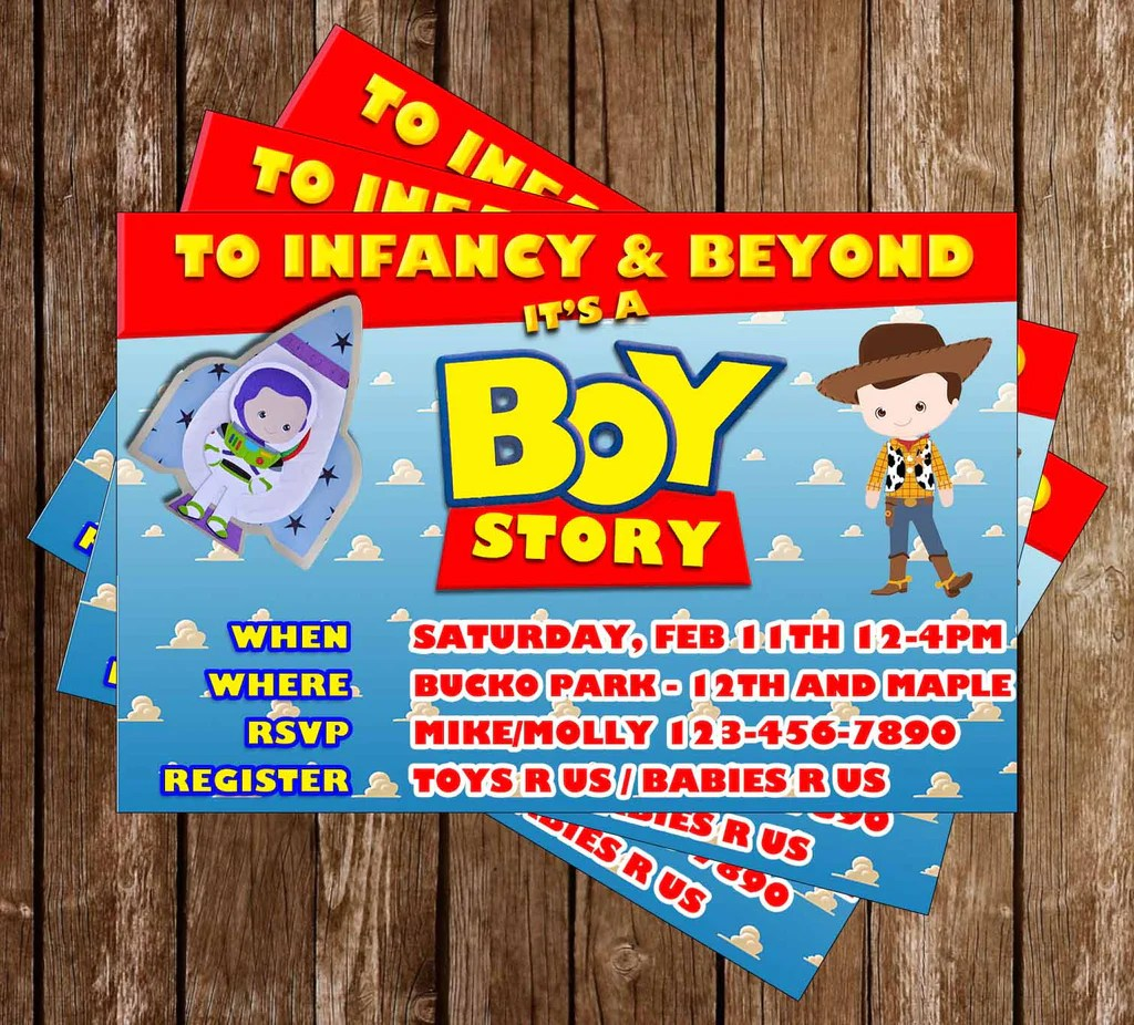 Novel Concept Designs It S A Boy Story Toy Story