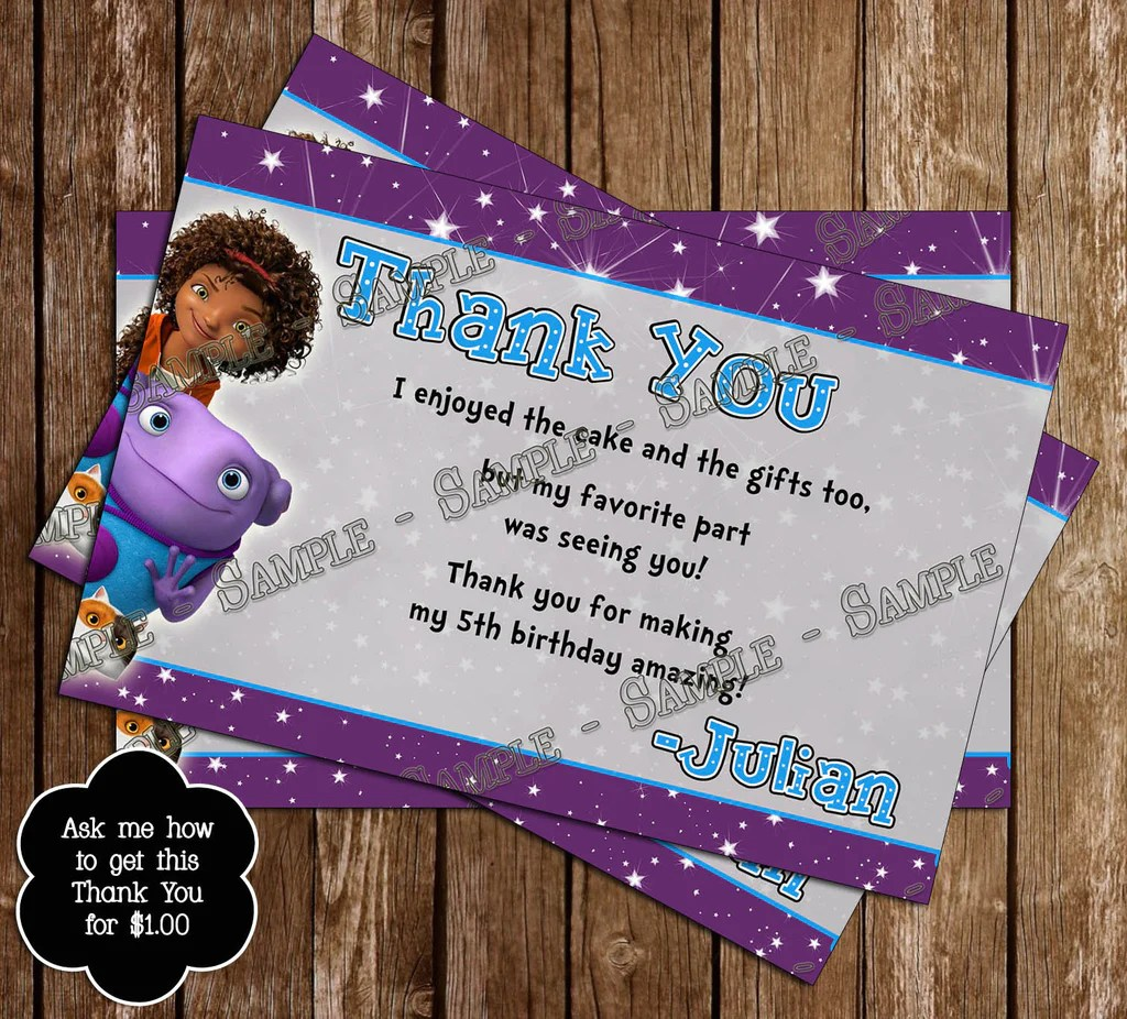 Novel Concept Designs - Dreamwork's Home Movie Birthday ...