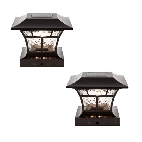 noma outdoor lights lamp posts wall