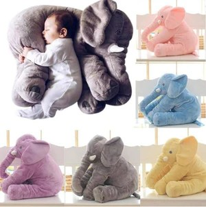 charlie the elephant pillow easter