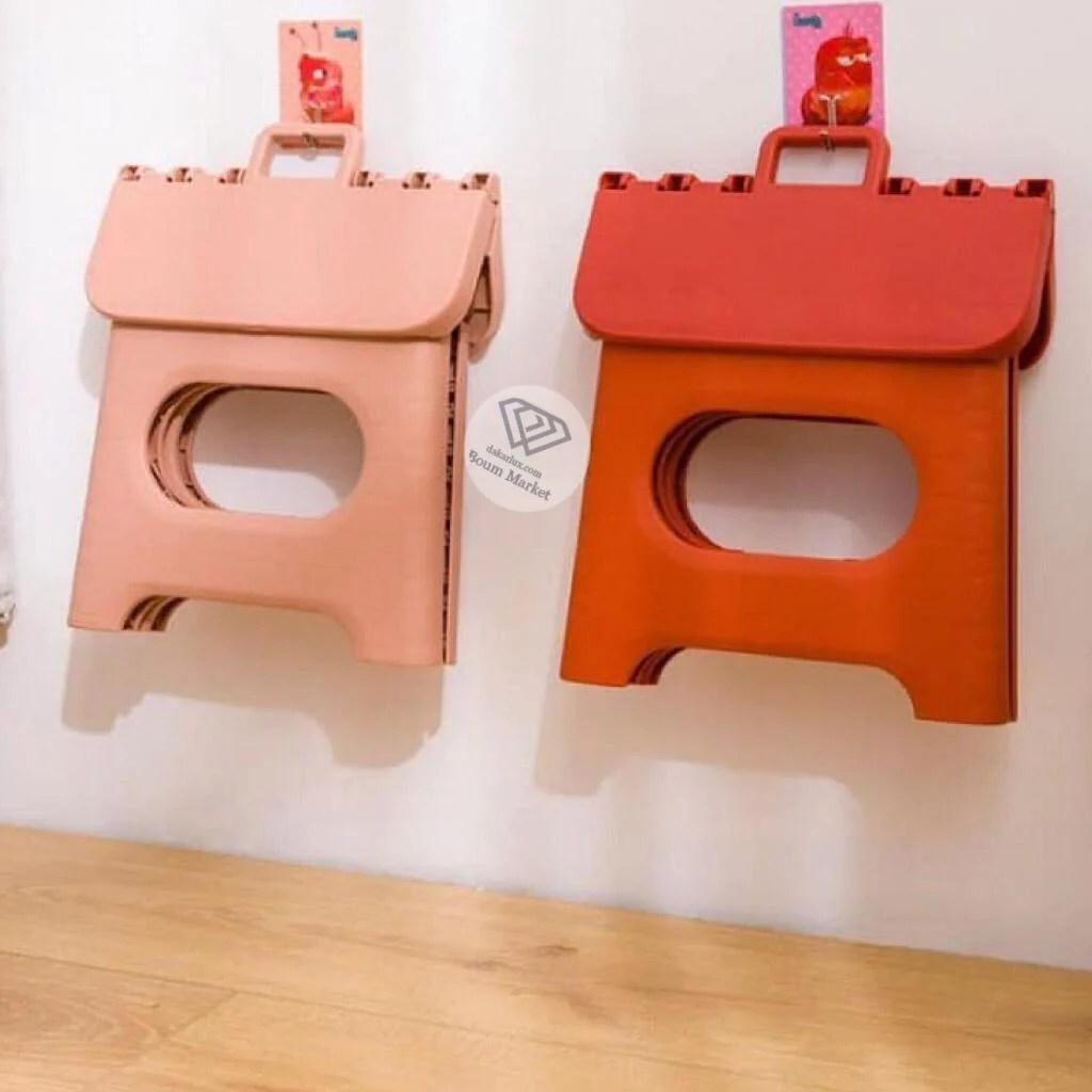 seniormar tabouret pliant en plastique pliable portable petit tabouret chaise banc pour enfants enfants adultes exterieur salle de bain voyage salle de bain com tabourets