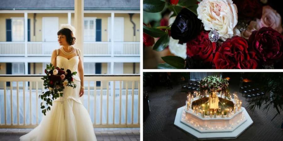 D'Arcy + Kevin | All About Events New Orleans
