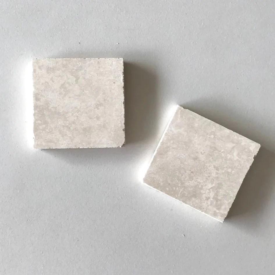 dnyl6145 honed travertine individual sample