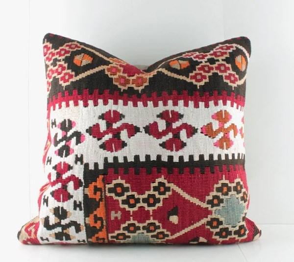 kilim pillows 20x20 homedecorwen