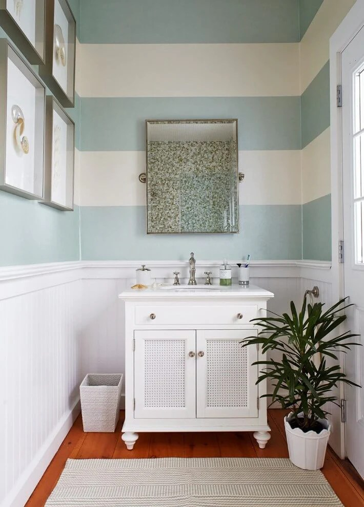 50 Small Bathroom & Shower Ideas | Increase Space Design ... on Bathroom Ideas For Small Space  id=32147