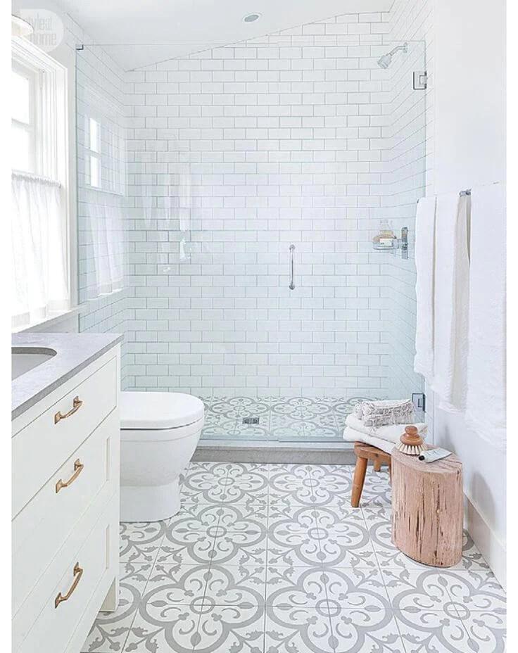 50 Small Bathroom & Shower Ideas | Increase Space Design ... on Small Bathroom Ideas Uk id=78370