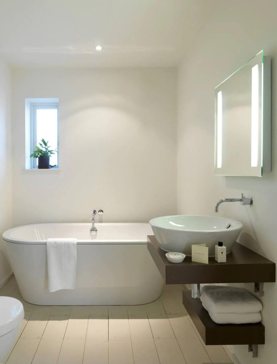 50 Small Bathroom & Shower Ideas | Increase Space Design ... on Small Bathroom Ideas Uk id=71459