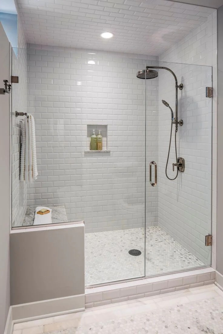 50 Small Bathroom & Shower Ideas | Increase Space Design ... on Small Bathroom Ideas Uk id=96292