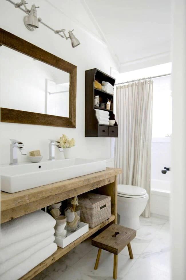 50 Small Bathroom & Shower Ideas | Increase Space Design ... on Small Bathroom Ideas Uk id=75265