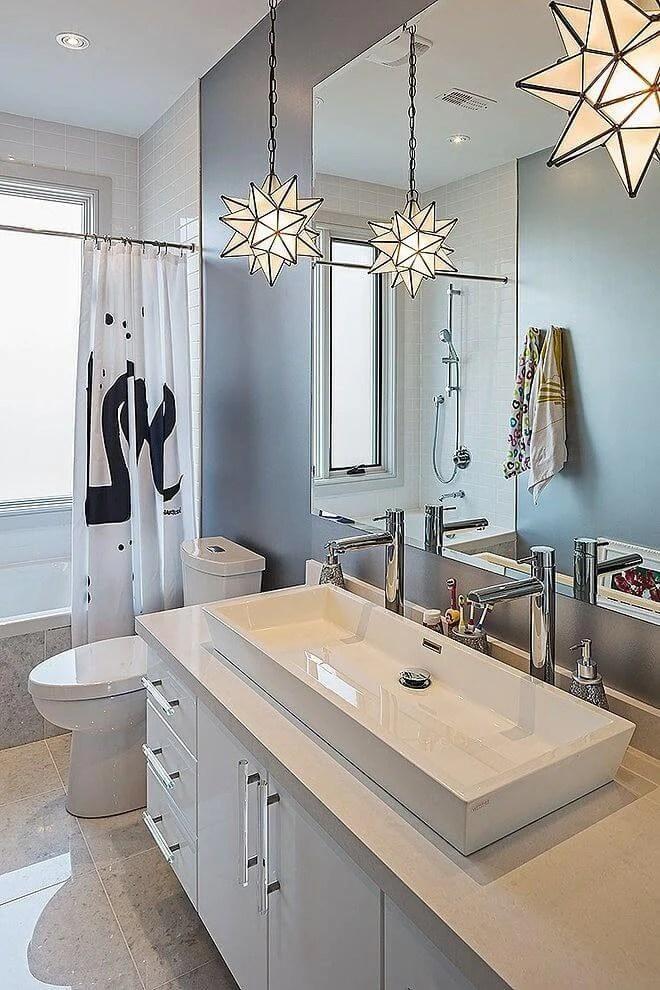 50 Small Bathroom & Shower Ideas | Increase Space Design ... on Small Bathroom Ideas Uk id=80272