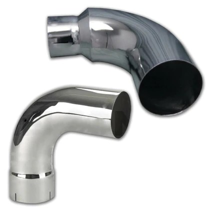 exhaust parts in our cb shop berube s