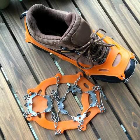 Outdoor Climbing Anti-Slip Teeth Shoe Covers