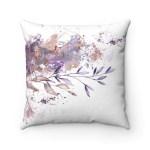 Purple Throw Pillow 35 00 Liz Kapiloto Art Design