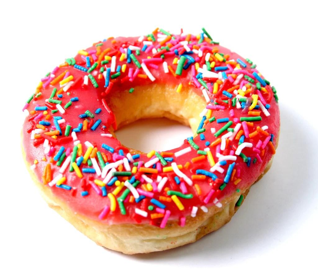 Virtual doughnut
