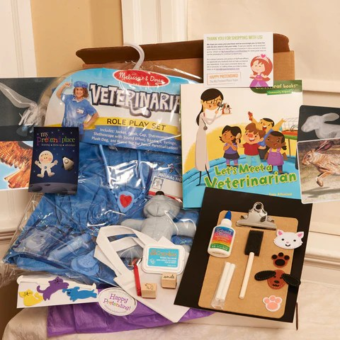 Vet Pretend Play Package