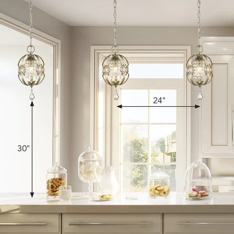 determine the right size light fixture