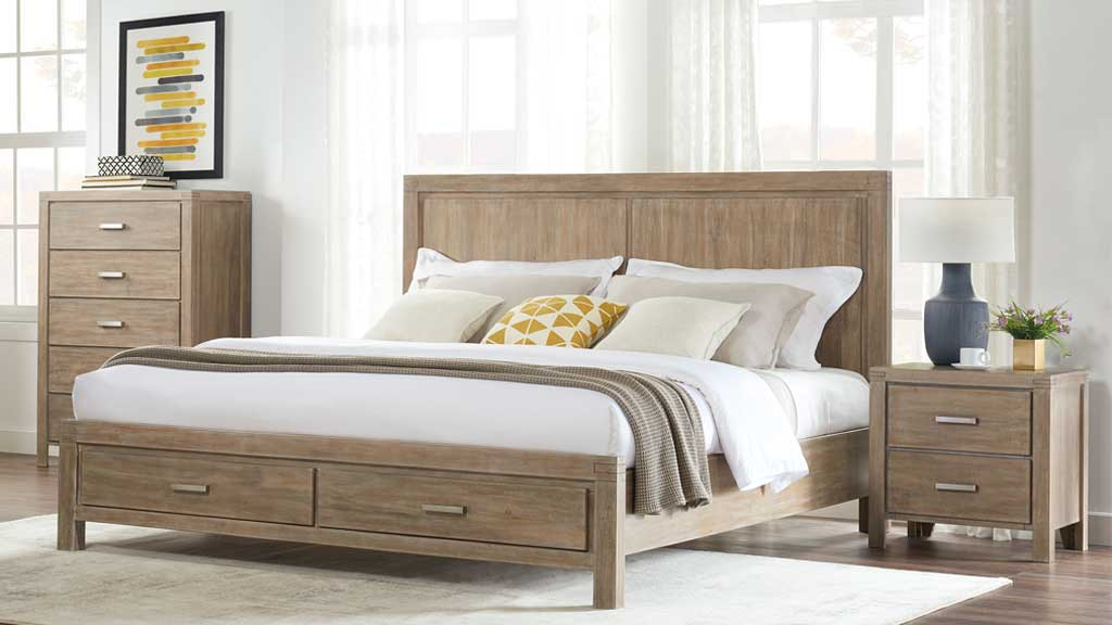 Our expansive bedside table collection provides the perfect bedroom complement. ashley furniture homestore new zealand
