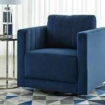 Enderlin Swivel Accent Chair Ashley Furniture Homestore New Zealand