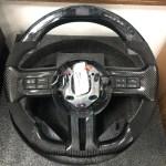 Forged Carbon Fiber Steering Wheel 2015 2020 Carbonbargain