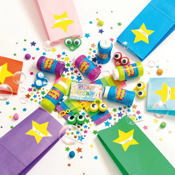 Party Bags Fillers Party Bag Ideas Party Pieces